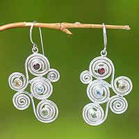 Glitz and Swirl from @NOVICA, They help #artisans succeed worldwide.