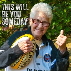 Rugby Fan For Life... DFR in 25 years.