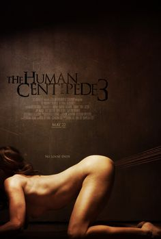 Return to the main poster page for The Human Centipede 3