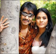 Kajol and Ajay planning a house in London