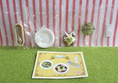Image detail for -re-ment, rement, puchi, japanese dollhouse miniatures, all, everyone ...