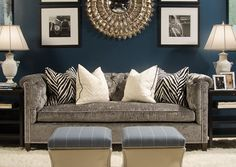 Color Influences from the Runway to the Living Room