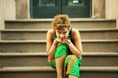 # harlem #stairs #afrogypsy  selinaselina.com