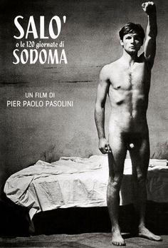 Saló, o los 120 días de Sodoma (Salò o le 120 giornate di Sodoma) (1975) Director: Pier Paolo Pasolini