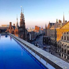 Rooftop - Whotel - Amsterdam