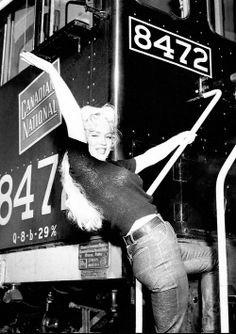 1952 Marilyn Monroe