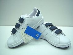 adidas Stan Smith Safety Comfort CF white deep blue Gradient lifestyle e22f9ee83749