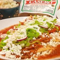 Mexican Breakfast Recipes, Mexican Food Recipes, Green Chili Recipes, Chilaquiles Recipe, Traditional Mexican Dishes, Latin Food, Quick Meals, Food Dishes, Food Videos
