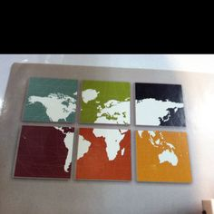 Can't wait to have this in my NYC apt once I begin my travels!