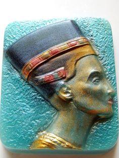 Tutankhamu EGYPTAIN,Collector Pen,Set of 3 Nefertiti