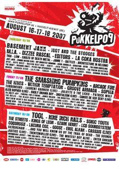Pukkelpop 2007  16.08.2007