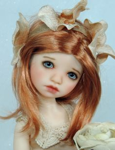 Hannah by My Meadow dolls up for pre-order   THE RESIN CAFE