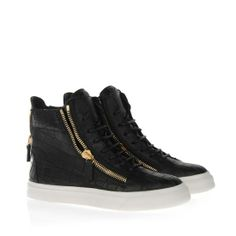 Sneakers - Sneakers Giuseppe Zanotti Design Women on Giuseppe Zanotti Design Online Store @@Melissa Nation@@ - Fall-Winter Collection for men and women. Worldwide delivery. |  RDW301 004