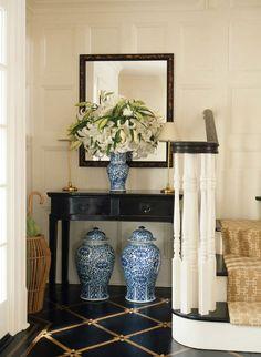 :: Ashley Whittaker Design ::  Love the floor!