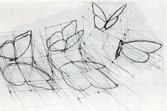 Detail Geometric Patterns, Mathematical Drawing, Butterfly Drawing, Art Studies, Face Art, Beautiful Artwork, Comic Art, Design Art, Art Drawings