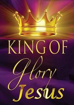 ~J KING YESHUA....i long for him !