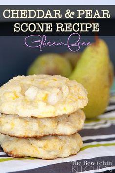 Cheddar & Pear Glute
