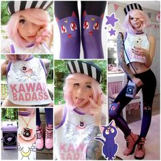 #DollsKill #Kawaii # Luna #Alexapolettii