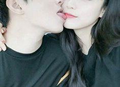 Korean Boys Ulzzang, Ulzzang Couple, Ulzzang Girl, Cute Couple Art, Cute Couple Videos, Bad Boy Aesthetic, Couple Aesthetic, Cute Couples Goals, Couple Goals