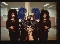 Trillo, Miguel: Celia y May en la sala Rock-Ola, Madrid (Celia and May at Rock-Ola, Madrid) 1983