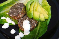 Curried Raw Food Sun Burgers - No Dehydrator - Better Raw