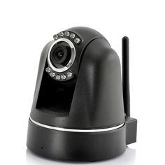 IP Camera with wide PTZ, H264, TF Card Slot - Easy Operation