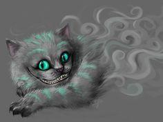 Cheshire by Vaahlkult.deviantart.com on @deviantART