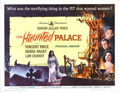 The Haunted Palace (1963) Vincent Price - Movie Price https://www.youtube.com/user/PopcornCinemaShow
