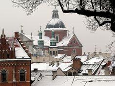 Zimowy Kraków ♥