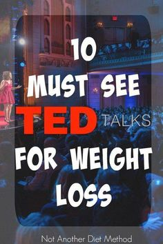 10 Ted Talks you need to hear for weight loss The Greedy Drug Companies Don't Want You To Know About This Simple, All Natural, Unconventional Breakthrou Weight Loss Program, Weight Loss Plans, Weight Loss Tips, Weight Lifting, Weight Gain, Weight Loss Rewards, Diet Program, Trying To Lose Weight, Gewichtsverlust Motivation