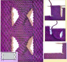 Tejido Facil: Ideita original para tejido a dos agujas (3)