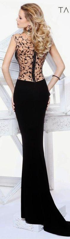 Gorgeous Lace Back Maxi