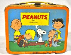I remember choosing a new lunch box every school year - i had this exact one!