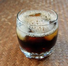 Cold Coffee Drinks Recipes for the Summer. There are plenty of recipes with whipped cream and sprinkles...but you can also enjoy a simple black coffee on ice, with or without sugar.