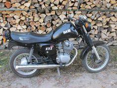 MZ ETZ 125 4 Takt Kanuni classic bj 98 Motorrad 8 KW 5200km in Ludwigslust - Landkreis - Wittenförden | eBay Kleinanzeigen