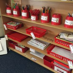 Labelled writing provision