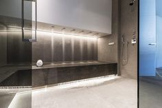 Interieur - Engelshove Bauhaus, Bungalow, Bathroom, Website, Design, Simple Elegance, Home Architecture, Homes, Living Room