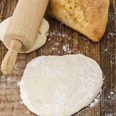 Pâte à Pizza ou pâte à pain maison, mais si c'est possible !