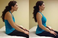 Five Moves to help with Back and Neck Pain and help improve your posture