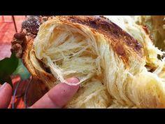 Τσουρέκια - YouTube Baking Recipes, Dessert Recipes, Healthy Recipes, Desserts, Quick Cookies, Bulgarian Recipes, Challah, Family Meals, Food And Drink