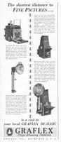 Graflex Graflite Flash Equipment 1948 Ad Picture