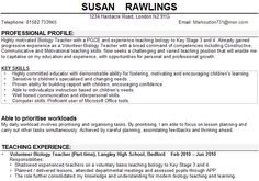 Interim manager cv template google suche interim pinterest sample cv for teachers yelopaper Images