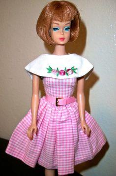 Runway Swirls & Girls - Barbie, Fashion Icon of the Barbie Doll House, Barbie I, Vintage Barbie Dolls, Barbie World, Barbie And Ken, Barbie Dress, Barbie Clothes, Barbie Style, Dancing Dolls