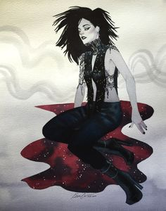 Death, The Sandman - Kevin Wada