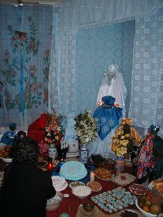 Ceremony for Yemaya