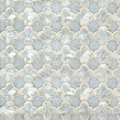 Arpell Azul Rivershell Stone Water Jet Mosaic | Artistic Tile