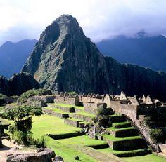 Machu Picchu, Peru--- in my bucket list!