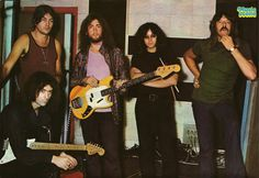 Deep Purple. Music Scene (UK). 1972