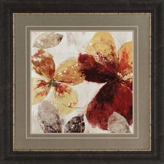 Paloma II by Pearc Framed Painting Print