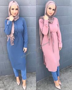 iche color 💙or💗 ?? #hijabs_inspirations Ps
